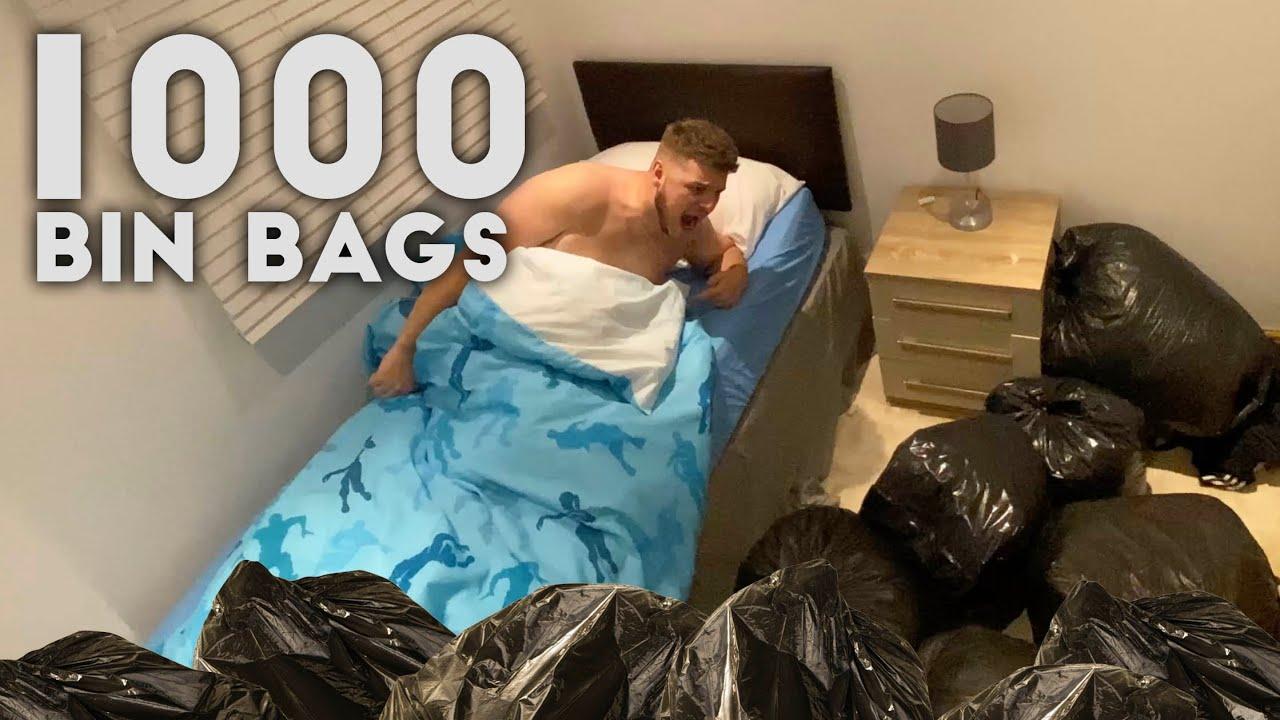 MY BRO LIVES IN A BIN BAG - HOMELESS