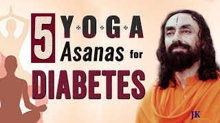 For those with diabetes, adopting a regular yoga routine in addition to other healthy lifestyle habits can provide relief from diabetic symptoms and even hel...