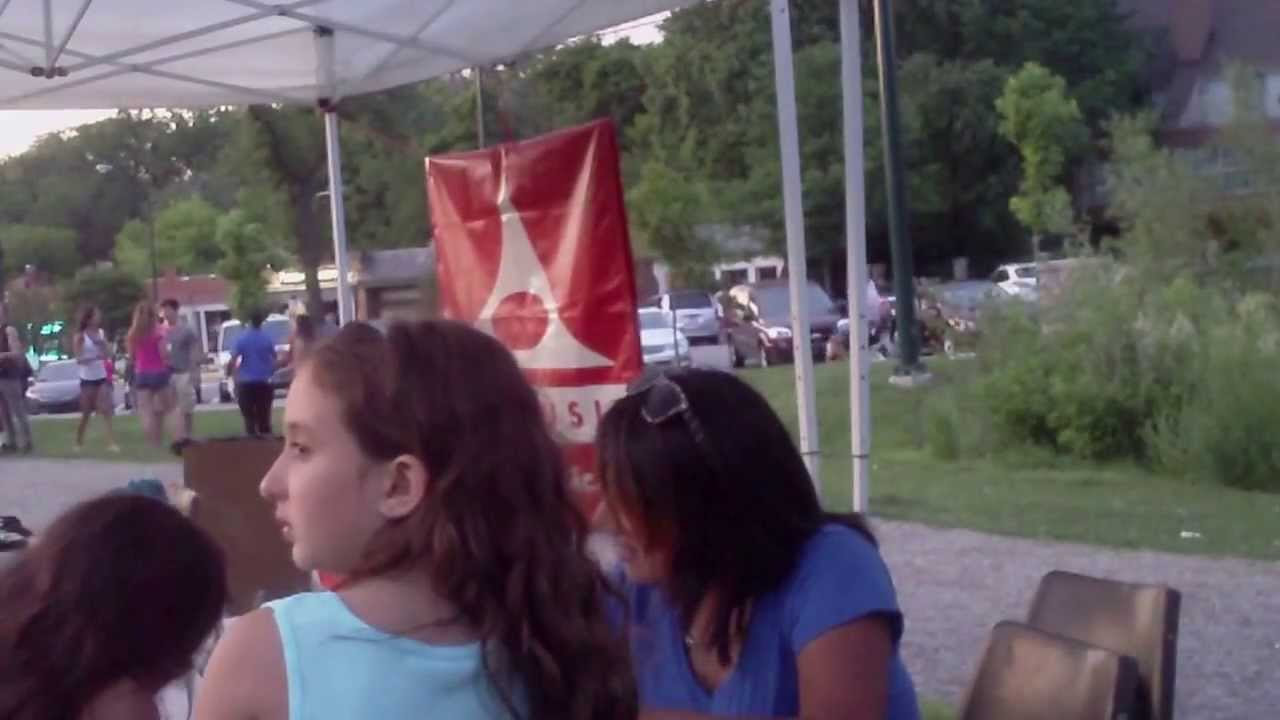 Lisa Kasperek Movies In The Park Meet And Greet Birminghammi
