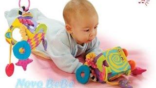 видео Игрушки для детей с 6 до 9 месяцев