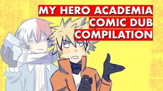 Funny MHA Comic Dub Compilation (Various Artists)