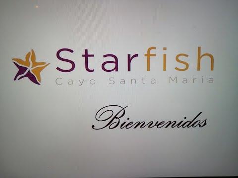 Starfish Resort Cayo Santa Maria Cuba  Jan 8th 2020