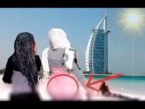 Top Things That Are Possible Only in Dubai (Muslim Girls)