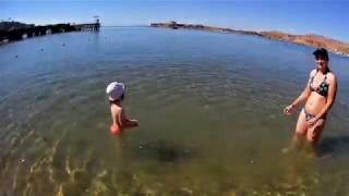 Пляж Albatros Aqua Blu Resort 4 Шарм ель Шейх Египет