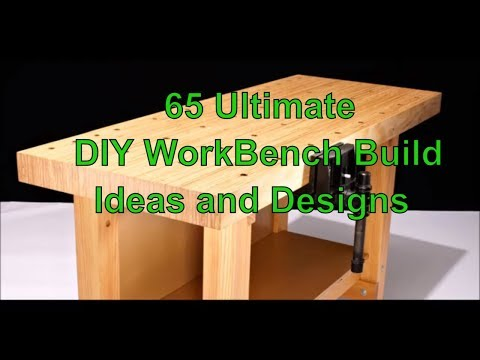 Diy WorkBench Build Ideas and Designs