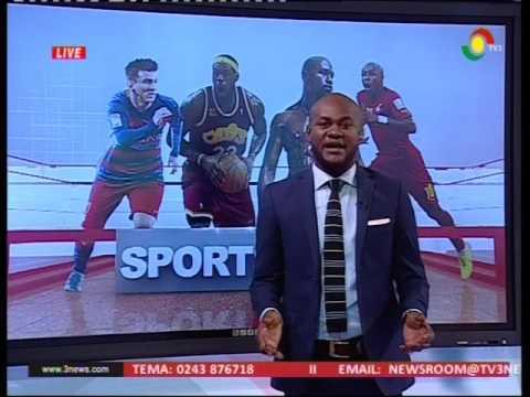 Ghana beat Uganda 1-0