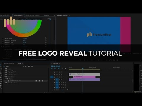 3 FREE Animated Logo Reveals
