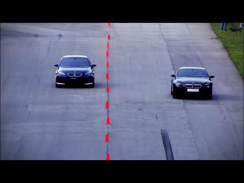 BMW M6 vs BMW M5