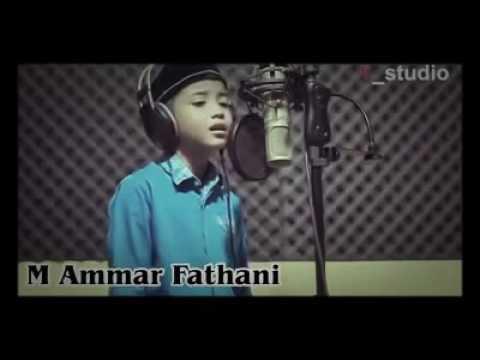 M Ammar Fathani  Shalawat Dengan Suara Yang begitu Merdu Sampai menyentuh hati Keren abis