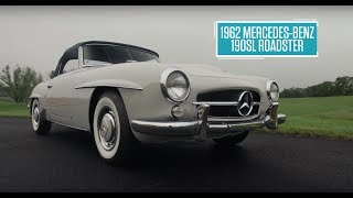 1962 Mercedes-Benz 190SL Roadster // Lot R467 // From the Michael Fux Collection