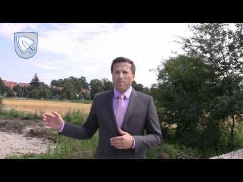 Videoblog Bürgermeister Stadt Erding, Max Gotz 2011-07-18