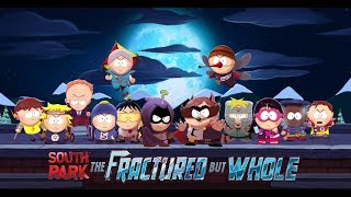 NightCore - SOUTH PARK - THE FRACTURED BUT WHOLE RAP!!!!