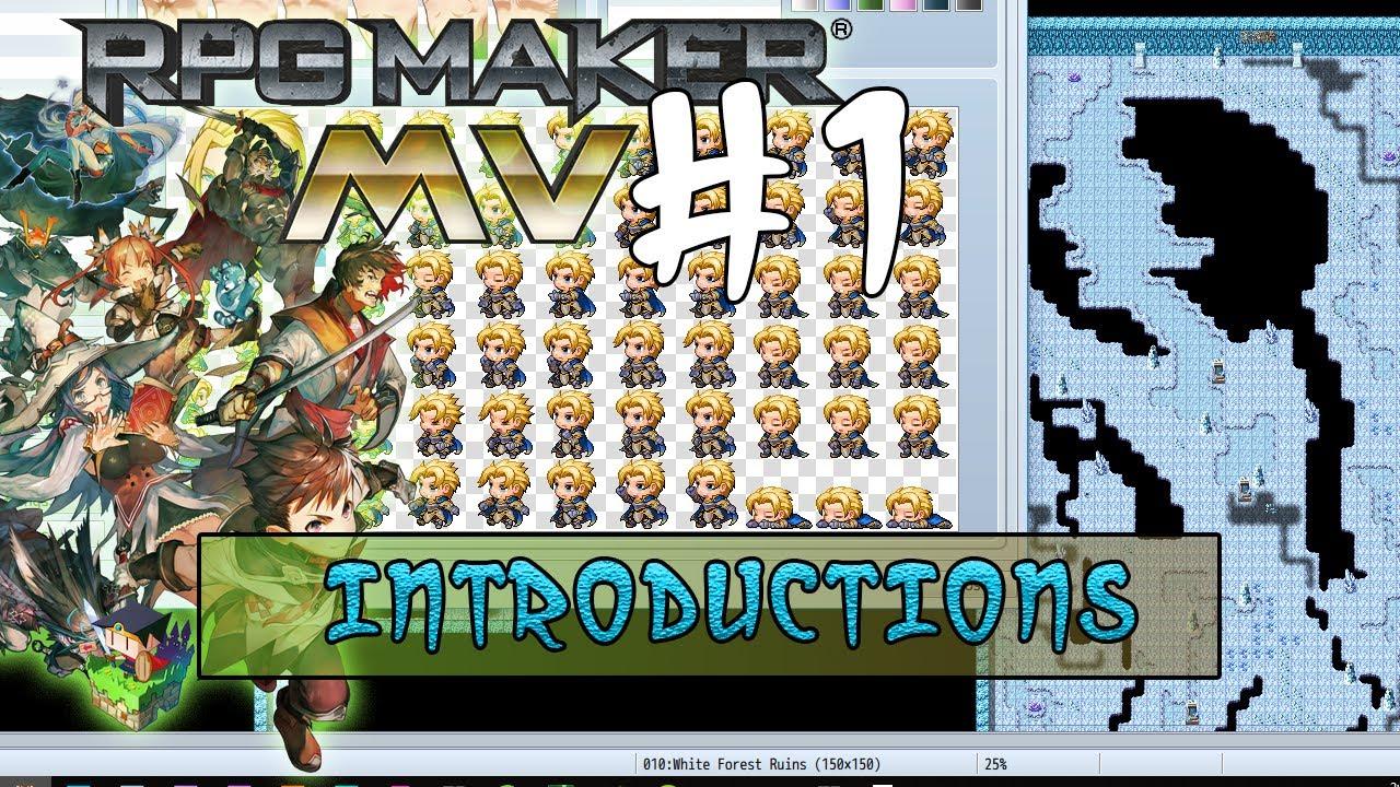 RPG Maker MV Video Tutorial series by ChigooX - Tutorials