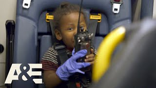Nightwatch: Dan Entertains Adorable Children On Ride To Hospital | A&E