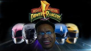 POWER RANGERS: EXPOSED