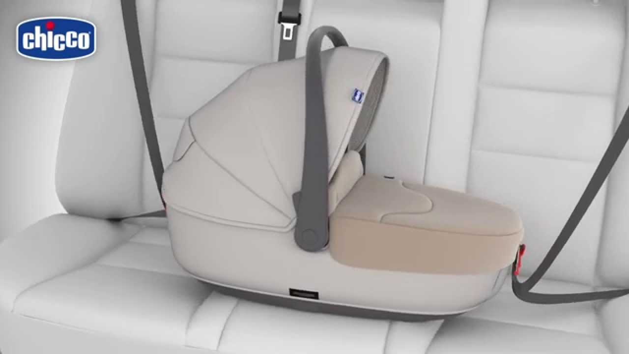 Kit voiture nacelle chicco