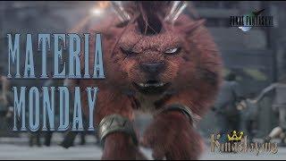 Materia Monday Kingslaying - Final Fantasy VII