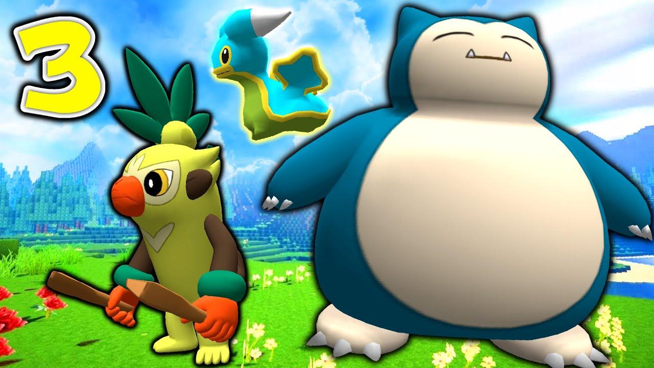 "Download Pixelmon LEAGUE CHALLENGE Roleplay - ""VALLEY OF DRAGONS"" - Episode 3 - Minecraft Pokemon Mod"