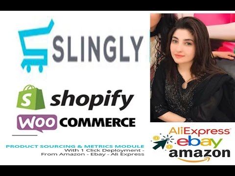Top Buy SLINGLY REVIEW 2017, Best eCommerce Automation Platform Software, Commercify 2.0