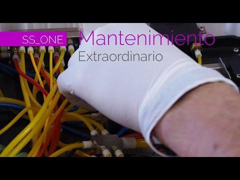 SS_ONE DENTAL UNIT - SIMPLE & SMART ITALIA - MANTENIMIENTO EXTRAORDINARIO