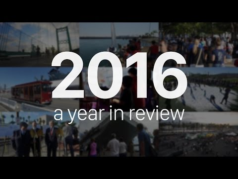 2016 Year in Review on the LA Waterfront