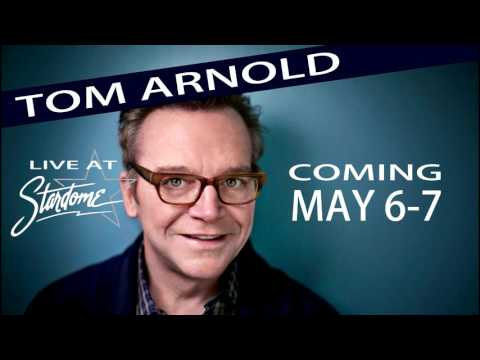 Tom Arnold Coming to The StarDome May 6-7 2016 - YouTube