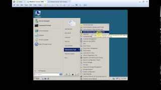 Bài Cài đặt Security Policy và phân quyền cho user name trên windows 2008 server
