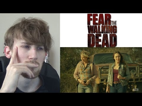 Fear the Walking Dead Season 4 Episode 4 - 'Buried' Reaction