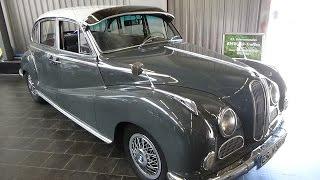 1957 - BMW 502 2,6L - Exterior and Interior - Technorama Ulm 2016