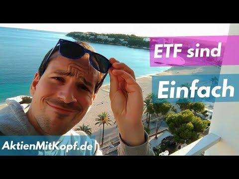 ETFs ganz einfach mit Just-ETF finden, analysieren & kaufen