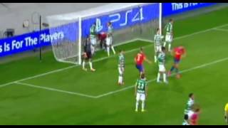 Video Gol Pertandingan CSKA Moscow vs Gor Mahia