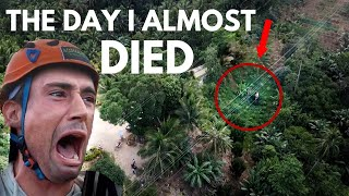 SCARIEST DAY OF MY LIFE (ft. Becoming Filipino, Fearless and Far, Daniel Marsh, Finn Snow)