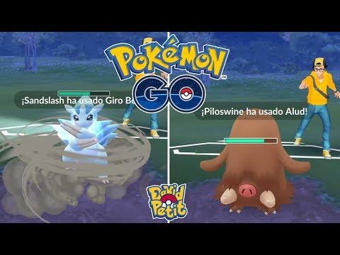 TORNEO COPA TEMPESTAD! LOS 4 DE FINAL MAS DIVERTIDOS Y COMPLICADOS! [Pokémon GO-davidpetit] thumbnail