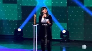 Anne Dorval sacrée Meilleure Actrice aux prix Jutra 2015