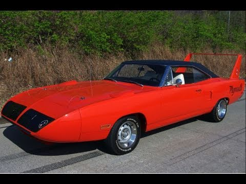 1970 Plymouth Road Runner Super Bird Youtube