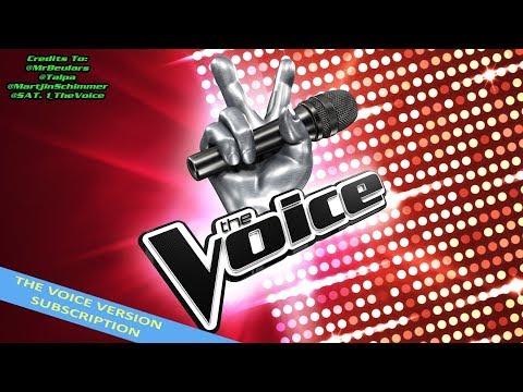 THE VOICE MASTERPIECE  THE VOICE  WORLDWIDE SUBSCRIPTION ALERT