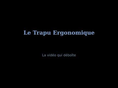 Seau chêne 11 Litres - Le Trapu Ergonomique vidéo