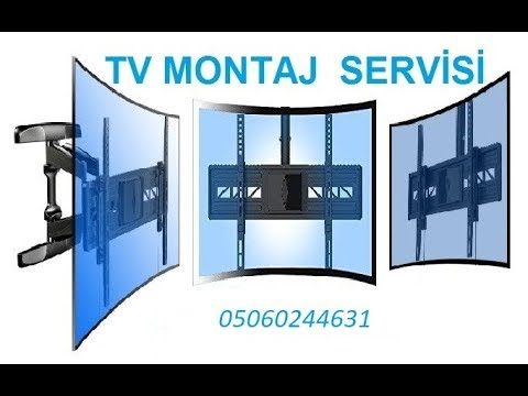 DUVARA TV MONTAJI