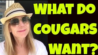What Do Cougars Want In A Man? What are the turn-offs?