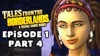 Tales from the Borderlands - Episode 1: Zer0 Sum - Gameplay Walkthrough Part 4 (PC, Xbox One, PS4)