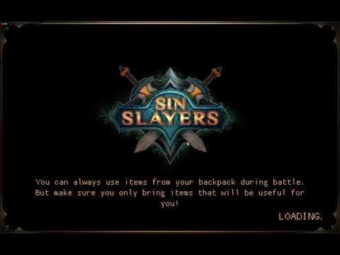 Sin Slayers - Monster Hunter quest 5  