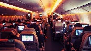 Emirates B777-300ER Flight Experience: EK432 Dubai (DXB) to Singapore (SIN)