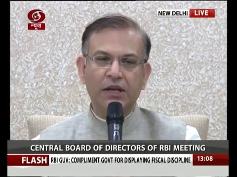 FM Jaitley meets central board of directors of RBI