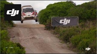DJI - WRC Sardinia 2018