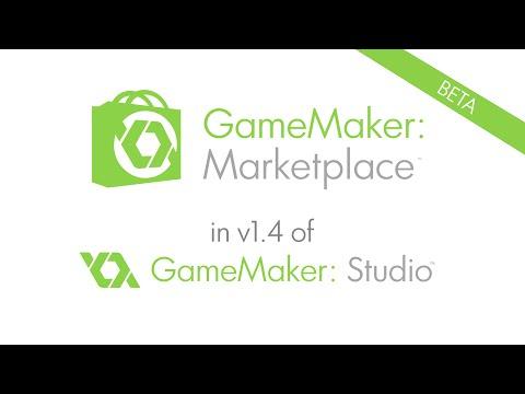 GameMaker: Marketplace in v1.4 of GameMaker: Studio