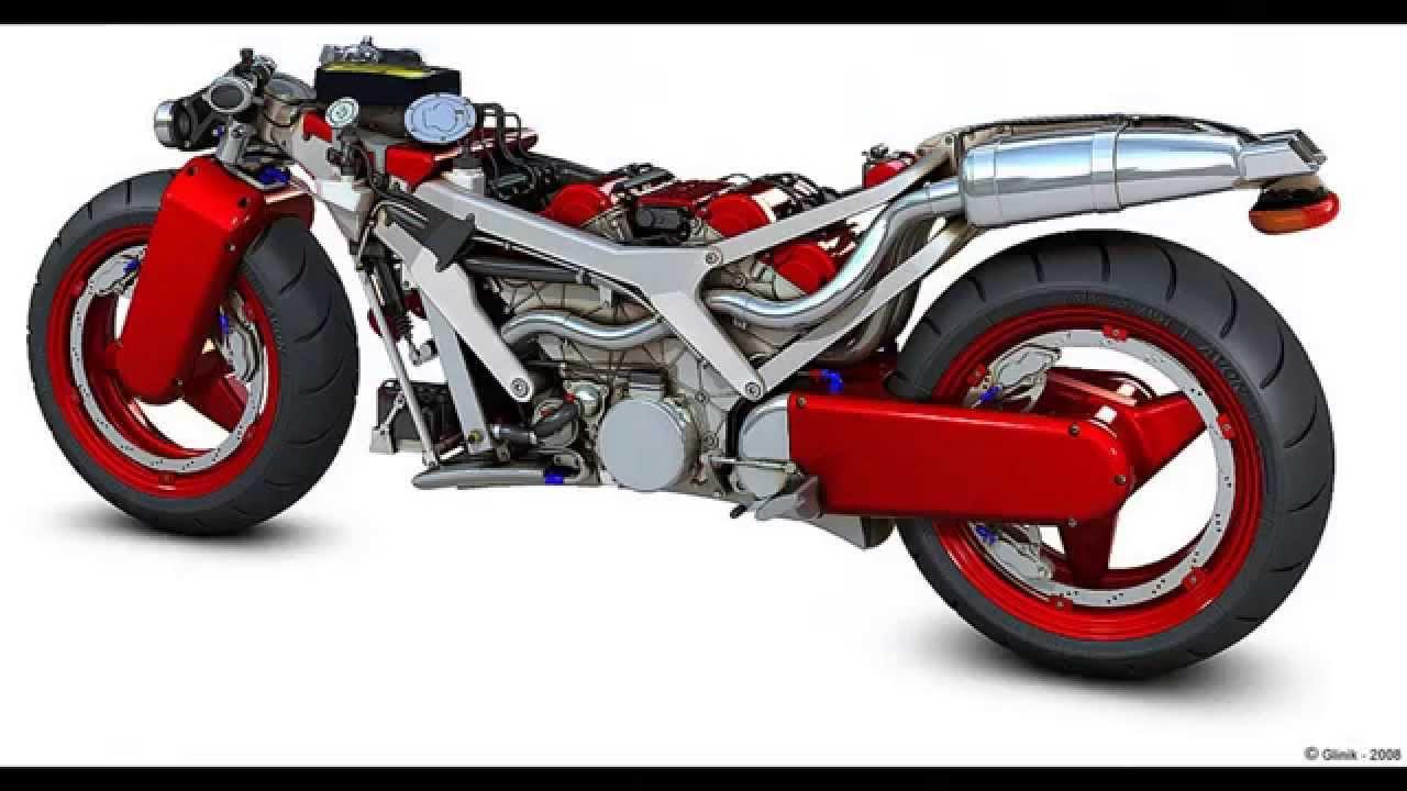 Ferrari Motorcycle Youtube