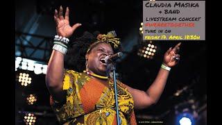 Claudia Masika Livestream Concert
