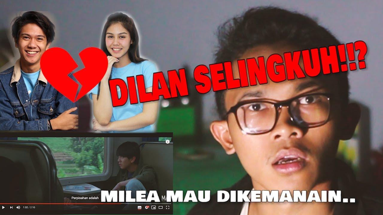 Dilan Selingkuh Official Trailer Milea Suara Dari