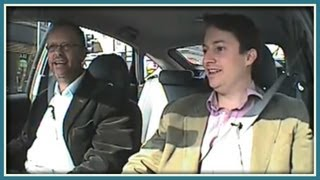 David Mitchell | Carpool