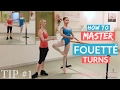 How To Master Fouetté Turns! の動画、YouTube動画。